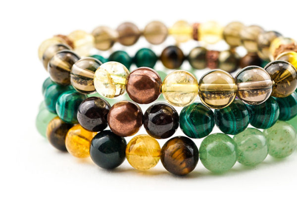 Crystal Bracelet Combinations - Energy Muse