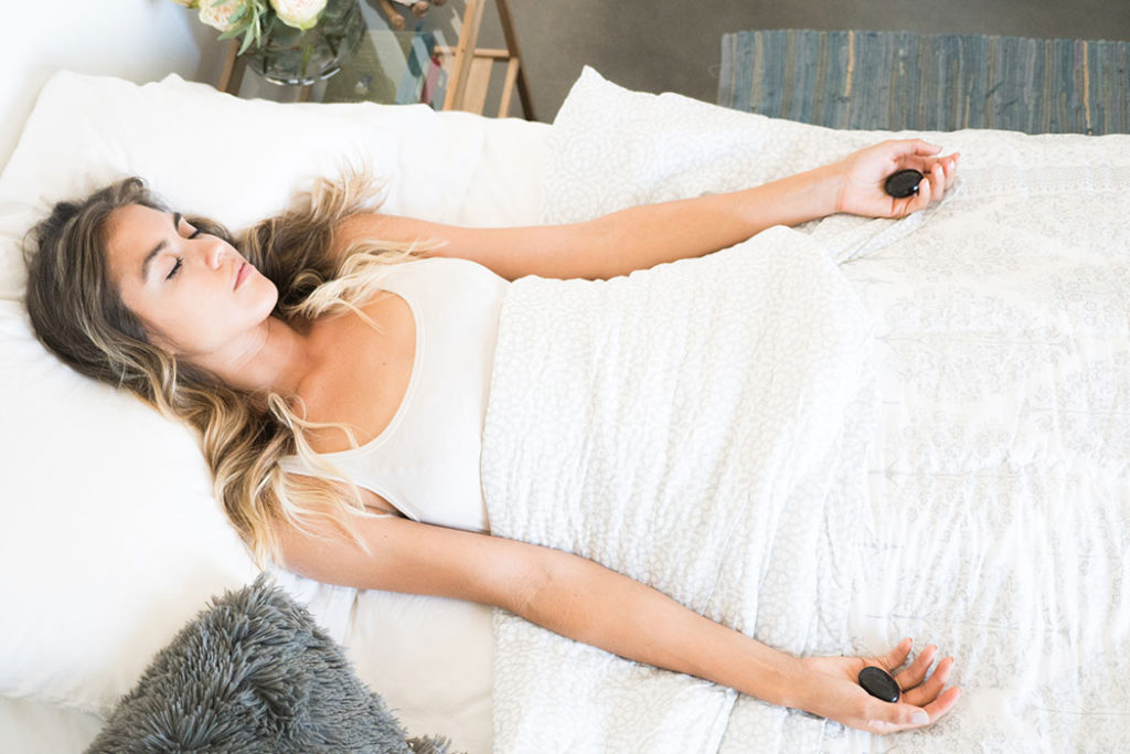 8 Ways to Use Palm Stones - Restful Sleep